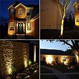 MEIKEE 7W LED Landscape Lights Pathway Lights Low