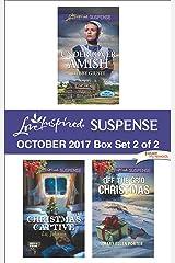 Harlequin Love Inspired Suspense October 2017 - Box Set 2 of 2: An Anthology Kindle Edition