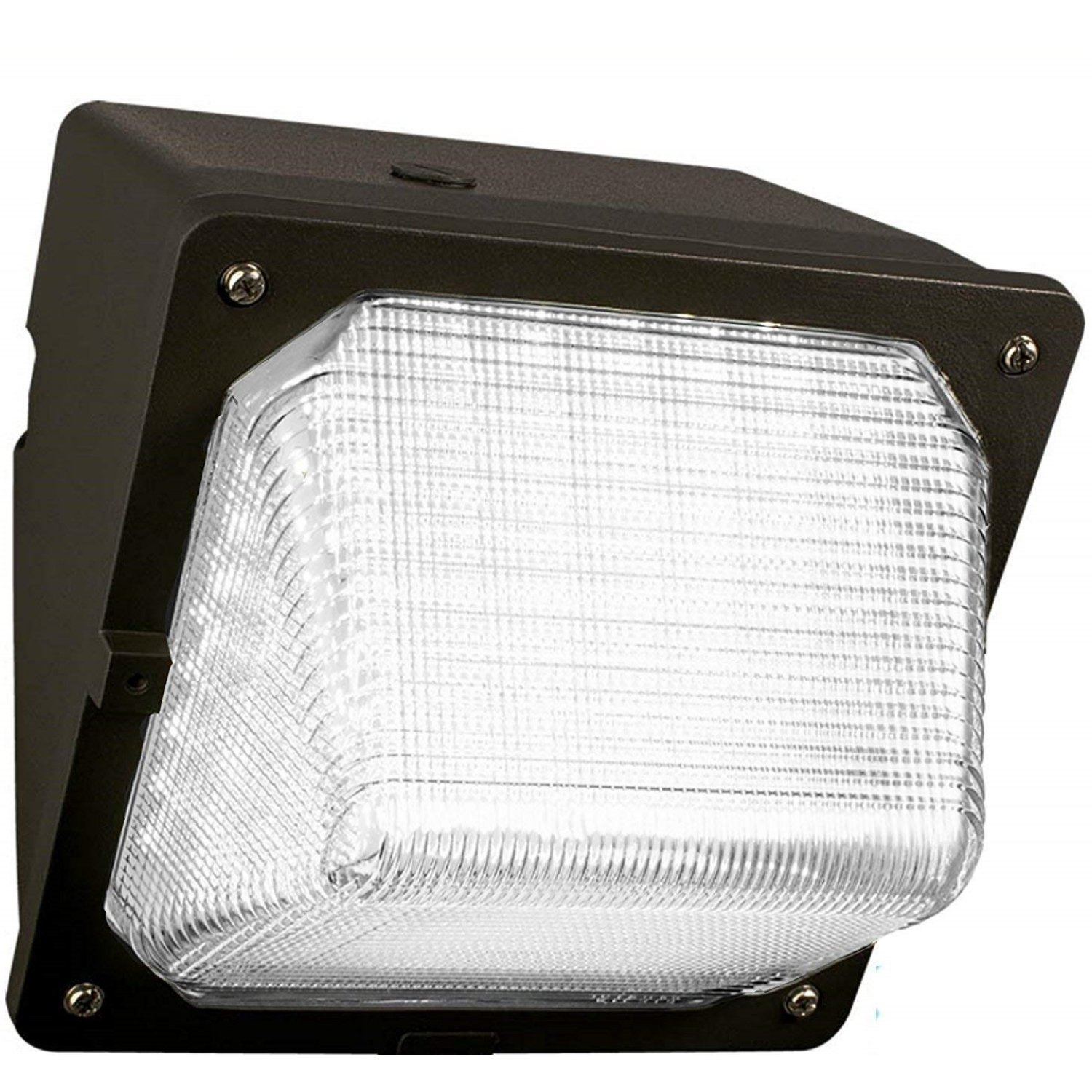 30W LED Wall Pack (100-150 Watt HPS/HID Replacement) 5000K (Daylight) 3100 Lumens, Outdoor Lighting Fixture, UL and DLC Listed