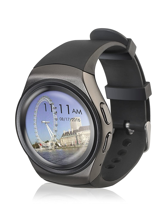 imperii Smartwatch Rolling HR Negro: Amazon.es: Electrónica