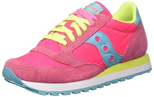 san francisco 30e73 358a5 Saucony Women's Jazz O W Running Shoes: Amazon.co.uk: Shoes ...