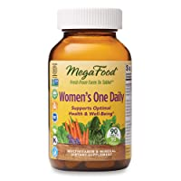 MegaFood, Women's One Daily, Daily Multivitamin and Mineral Dietary Supplement with...