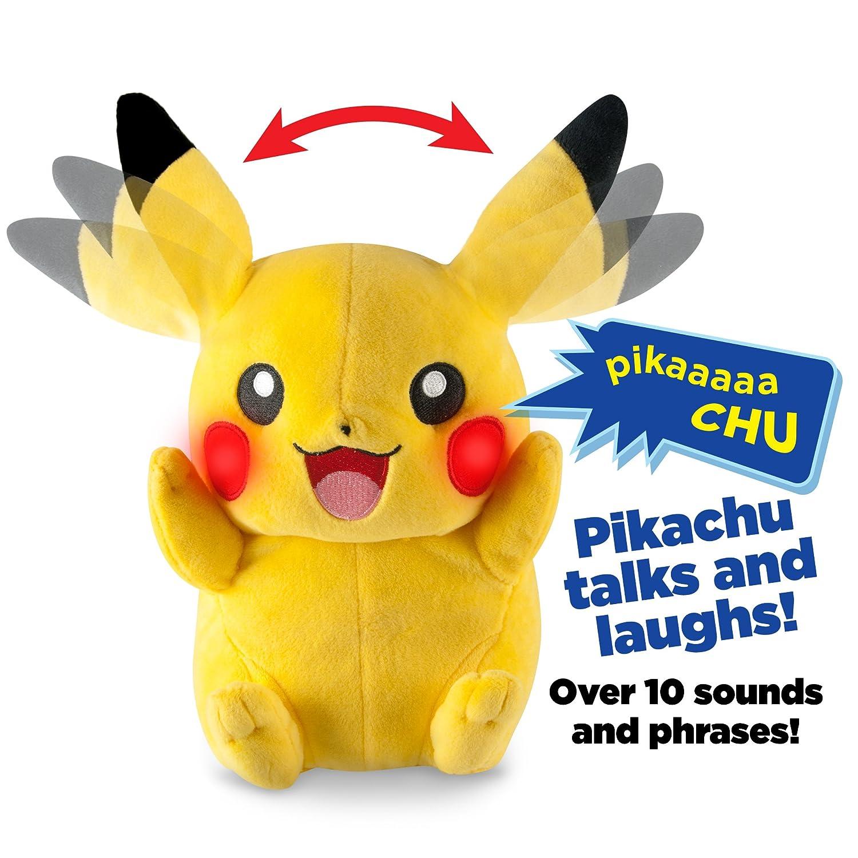 Pokemon plush pikachu