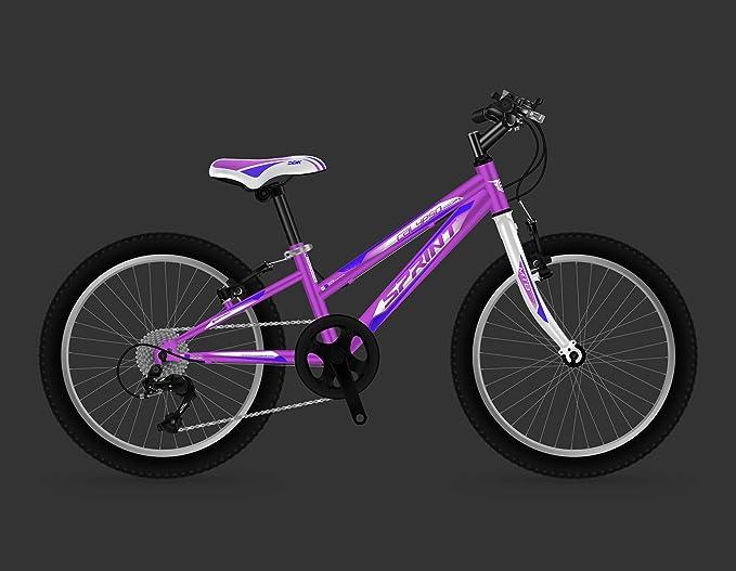 20 Pulgadas Sprint Calypso Niños Rueda – Bicicleta para niña, 6 ...