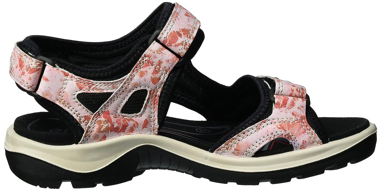 68776cd53ef8 ECCO Womens Yucatan Sandal Multisport Outdoor Sandal  Amazon.co.uk  Shoes    Bags