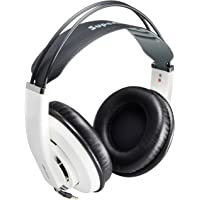 Superlux セミ・オープン型プロフェッショナルモニターヘッドフォン HD681EVO/W WHITE