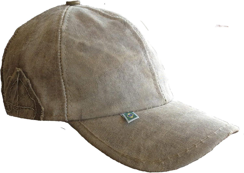Gorra de Lona (de Brasil) - Large - 23-25: Amazon.es: Deportes y ...