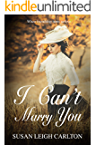 I Can't Marry You: When Did Friendship Turn to Love?