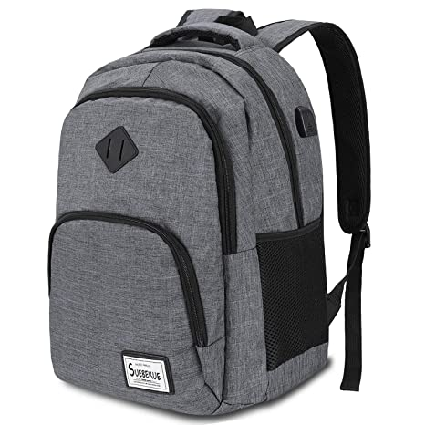 f848ddc42a Image Unavailable. Image not available for. Color  SUEBEKUE Laptop Backpack  with laptop compartment for Women Men