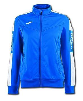 Joma Sudadera Champion IV Royal-Blanco Mujer - Sudadera, Mujer, Azul - (Royal-Blanco): Amazon.es: Deportes y aire libre