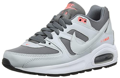 reputable site cffe5 4e2ee Nike Air Max Command Flex (GS), Scarpe Running Bambino, Multicolore (Cool  Grey Pure Platinum Lava Glow White 001), 35.5 EU  Amazon.it  Scarpe e borse