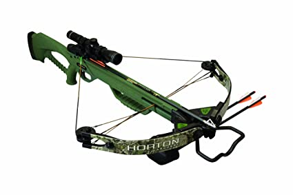 Amazoncom Horton Brotherhood Scope Package Green Crossbows
