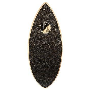 Osprey Surf Unisex Ondas Tabla de Skimboard, Negro, 41 cm: Amazon.es: Deportes y aire libre