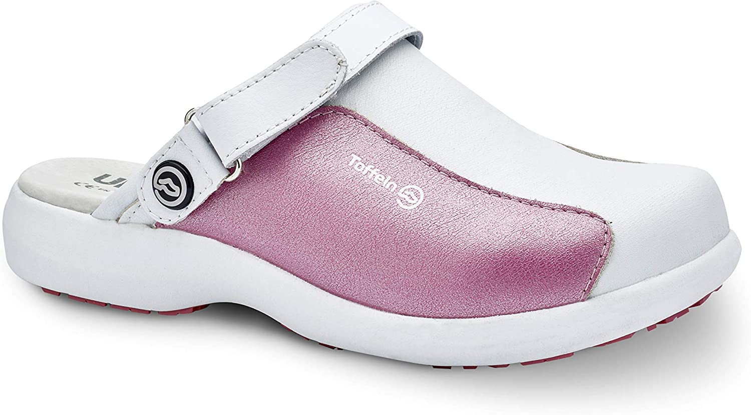 Lightweight Excellent Breathability Perfect for Nurses and Doctors Shock Absorbing Anti-Static Materials Comfortable Toffeln Ultralite Clogs Stylish Design
