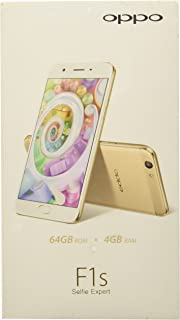 Oppo F1S (Gold): Amazon in: Electronics