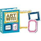 Art Notes Sticky Notes Booklet