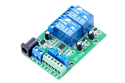 DC 12V 4Channel Voltage Comparator Stable LM393 Comparator Module