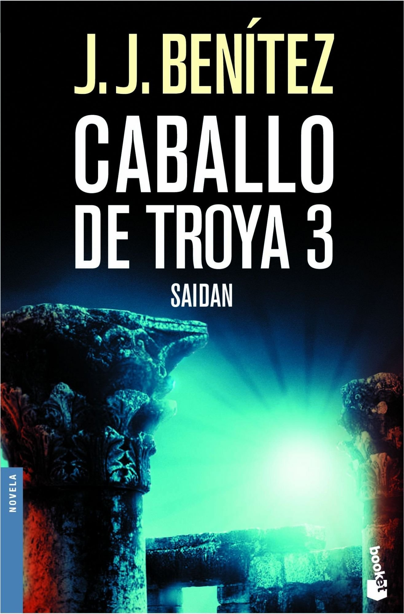 Caballo De Troya 3: Saidan (Spanish Edition) pdf