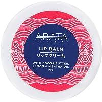 Arata Zero Chemicals Lip Balm