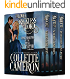 To Love a Reckless Lord: Conundrums of the Misses Culpepper Collection Books 1-3 (English Edition)