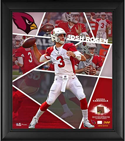 90df5ec7b9d Image Unavailable. Image not available for. Color: Josh Rosen Arizona  Cardinals ...