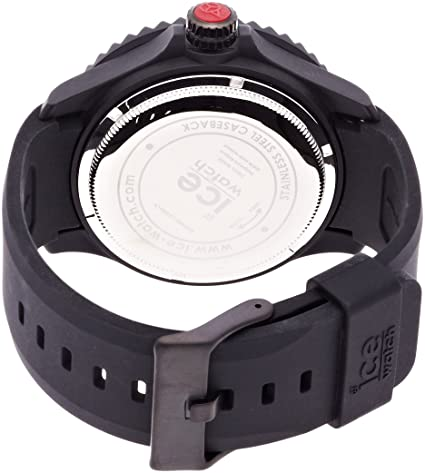 1fba15870 Ice-Watch DI.BR.XL.R.12 Mens Black Ice-Surf Extra Large Watch: Ice-Watch:  Amazon.com.mx: Relojes