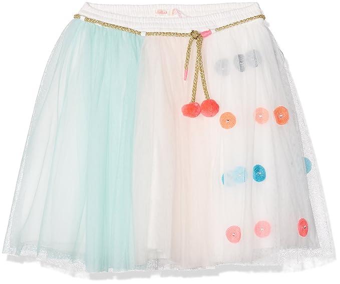 Billieblush Jupon+Gift, Falda para Niñas, Multicolor (Unique Z40 ...