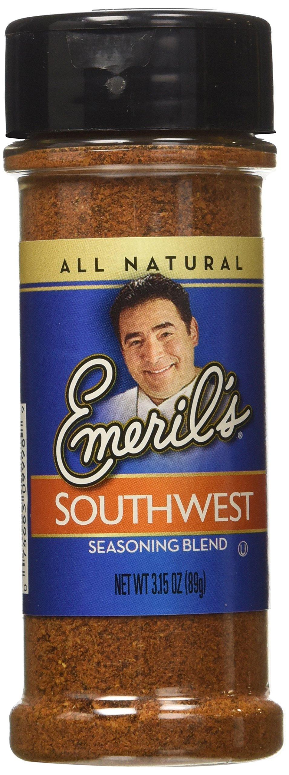 Emeril's Southwest Seasoning Blend, 3.15-Oz (Pack of 6)