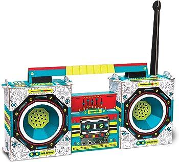 Klutz Maker Lab Radio Boombox