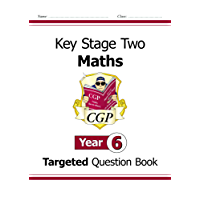KS2 Maths Targeted Question Book - Year 6 (English Edition)