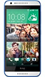 HTC Desire 620 Smartphone débloqué 4G (Ecran: 5 pouces 8 Go Simple SIM Android 4.4 KitKat) Blanc/Bleu