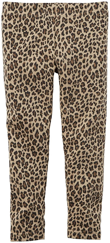 fbbad8412ceda Amazon.com: Carter's Animal Print Leggings (Baby): Clothing