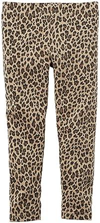 9ecd93f6ce31 Carter's Baby Girls' Animal Print Leggings (Baby) - Leopoard - 3M