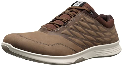362046e9b01b ECCO Men s s Exceed Low-Top Sneakers  Amazon.co.uk  Shoes   Bags