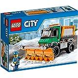 LEGO® City - 60083 - Jeu De Construction - La Déneigeuse