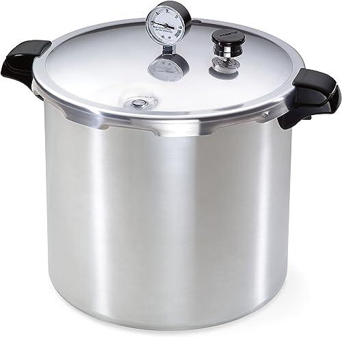 Presto 01781 Puszka ciśnieniowa i kuchenka 23-Quart