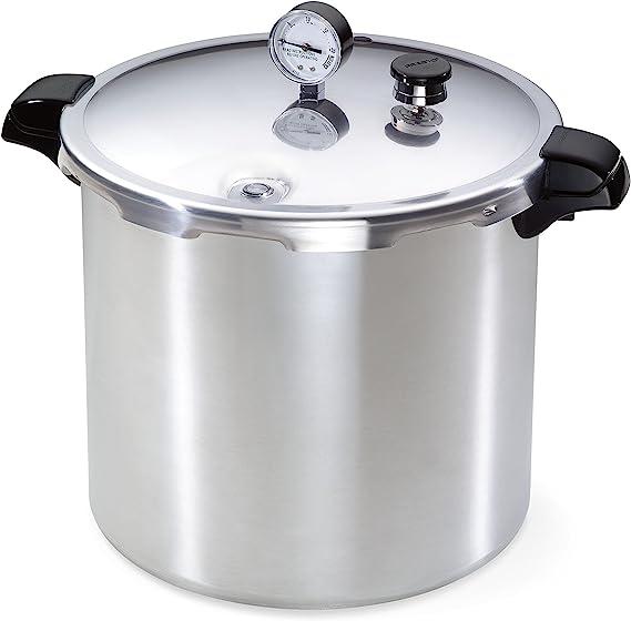 Amazon Com Presto 01781 23 Quart Pressure Canner And Cooker Kitchen Dining