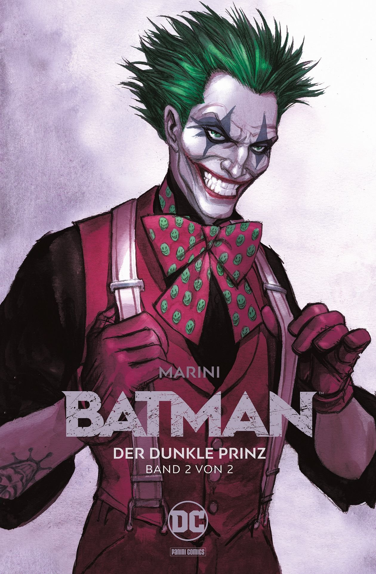 Batman: Der Dunkle Prinz: Bd. 2 (von 2) Gebundenes Buch – 10. Juli 2018 Enrico Marini Monja Reichert Panini 3741607347