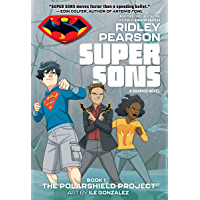 Super Sons: The Polarshield Project (Super Sons (DC Zoom)) (English Edition)