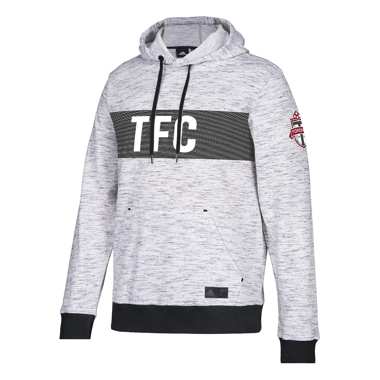 huge selection of 80656 9dc8c adidas MLS Men's Toronto FC Pullover Hoodie: Amazon.ca ...