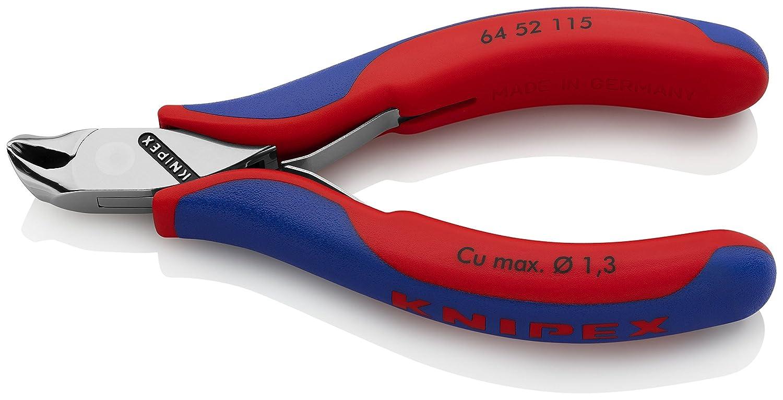 Knipex 64 52 115 Elektronik-Vornschrä gschneider 115 mm