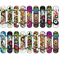 Madholly 18PCS Diapasón, Patinetas, Diapasón, Mini Skateboard
