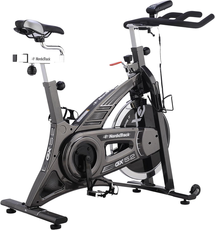 Nordictrack - Bicicleta Indoor Gx 5.2: Amazon.es: Deportes y aire ...