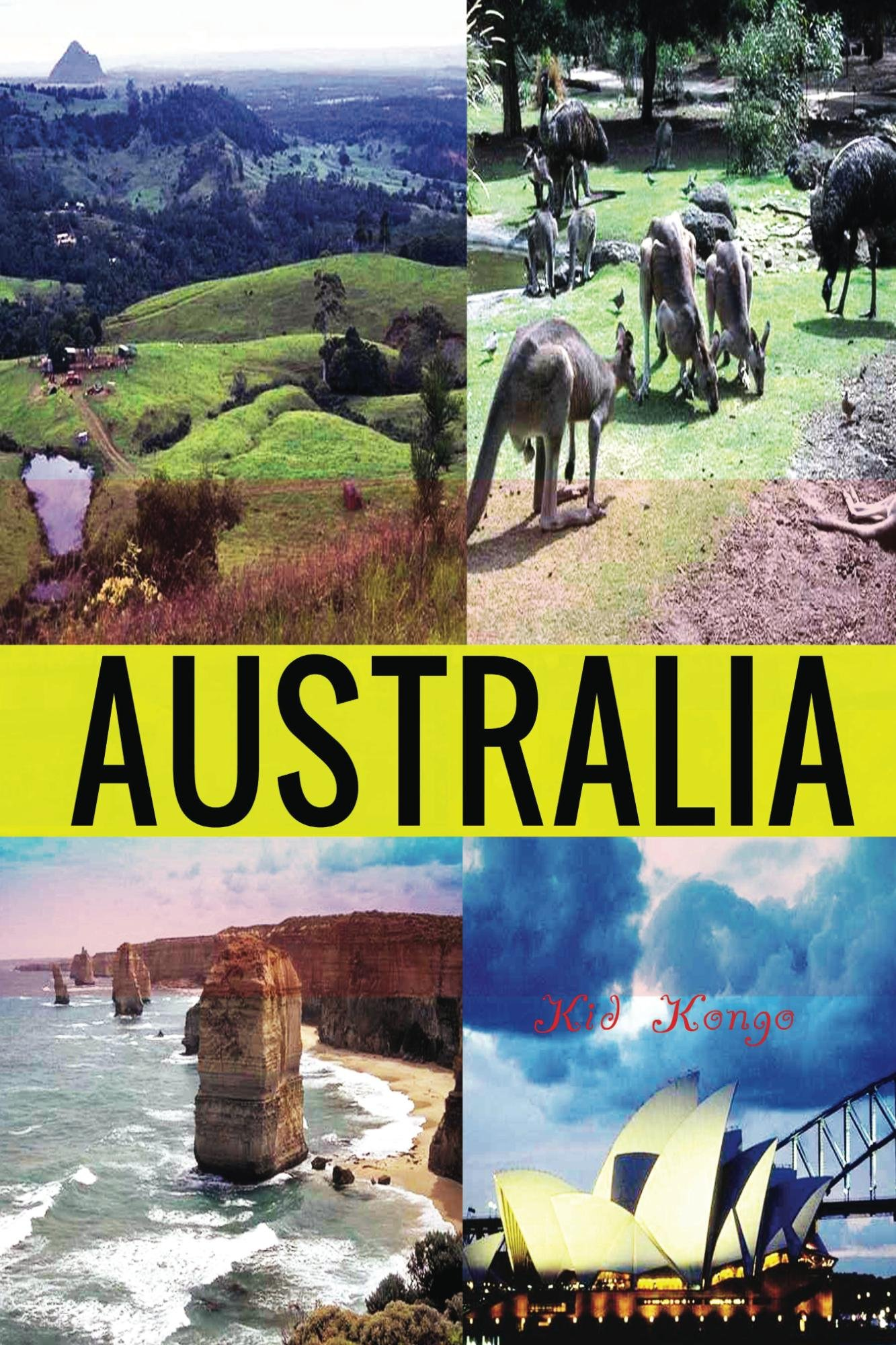 Australia (Travel The World Series Book 34) (English Edition)