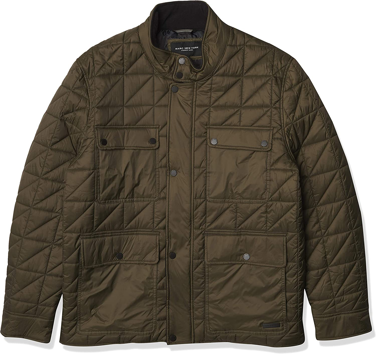 Marc New York by Andrew Marc Men's Brickfield 4 Pocket Jacket