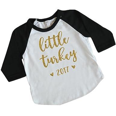 a3cb96637 Amazon.com: Toddler Thanksgiving Outfit, Kids Thanksgiving Shirt ...