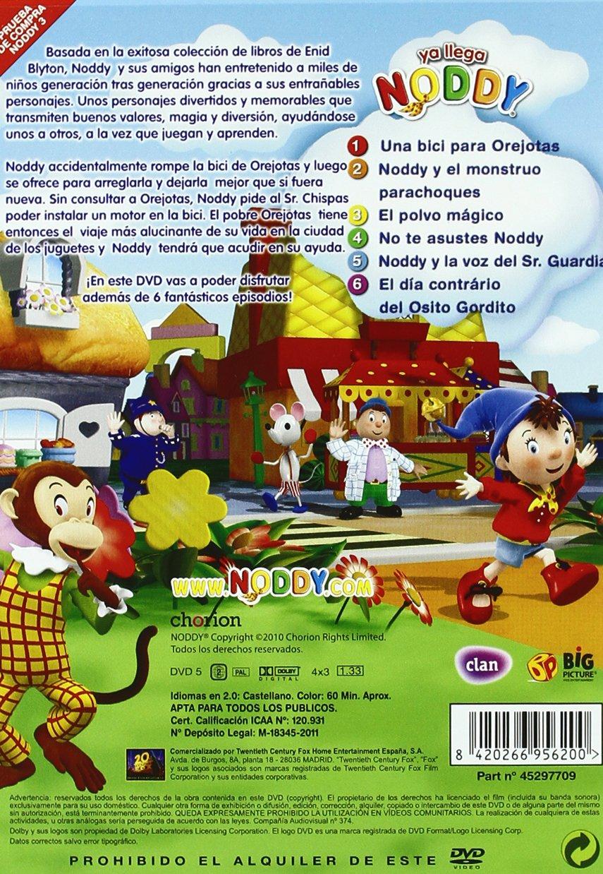 Noddy Vol. 4 : Ya Llega Noddy -