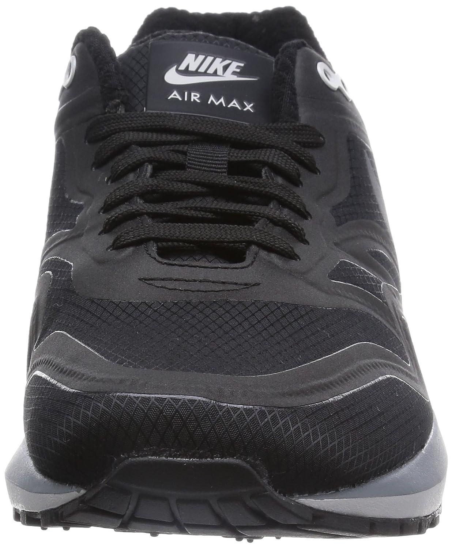6080278f35 Amazon.com | NIKE Air Max Lunar1 WR Mens Running Shoes 654470-003 Black 8 M  US | Road Running