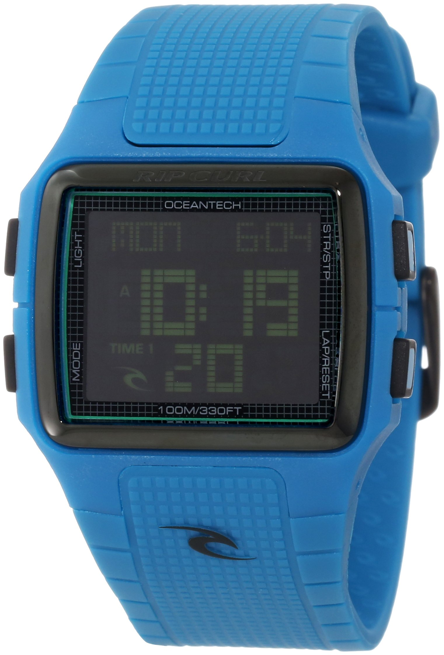 Rip Curl Men's A2397-OCE Sport Watch with Blue Band