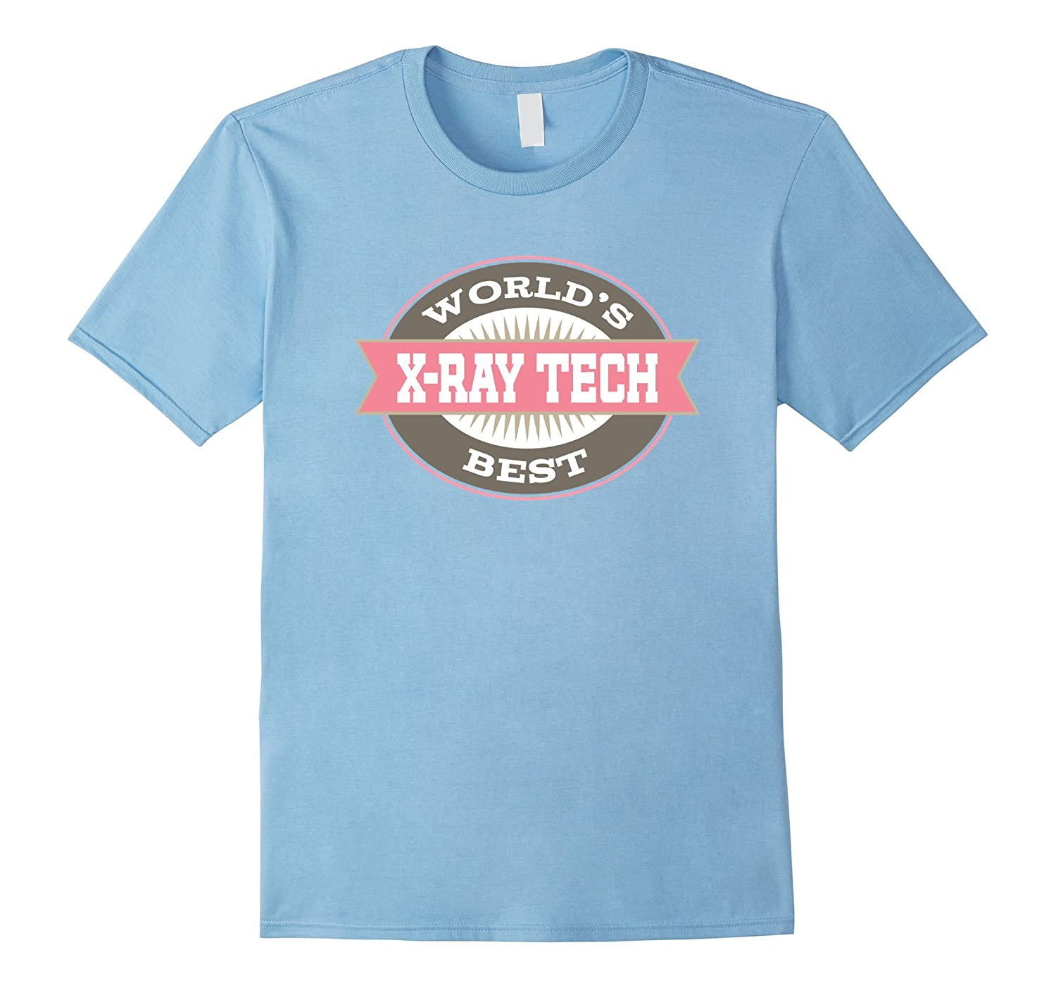 X-Ray Tech T-shirt Technician Job Occupation Gift Tee-Art